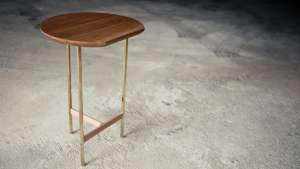 T Table by Woltemade. Image: Woltemade