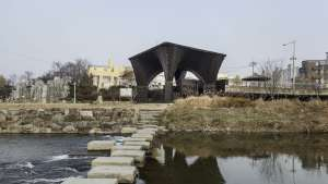 Gwangju River Reading Room by David Adjaye & Taiye Selasi.