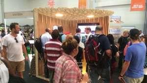 JesseJames at Design Indaba Expo 2014.