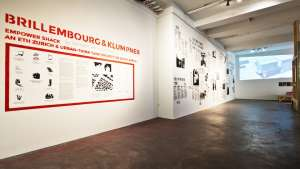 Empower Shack exhibition by Alfredo Brillembourg and Hubert Klumpner.