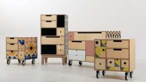 Play Play Pattern collaboration between De Steyl and Renée Rossouw.
