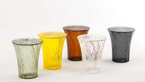 Sparkle collection by Tokujin Yoshioka for Kartell.