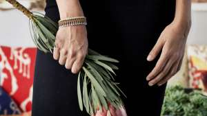A bracelet from Henriette Botha's The Fall collection. Image: Henriette Botha.