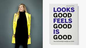 """Looks Good Feels Good Is Good"" by Dutch author Anne van der Zwaag."