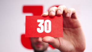 30 Weeks: A design and entrepreneurship programme powered by Google.