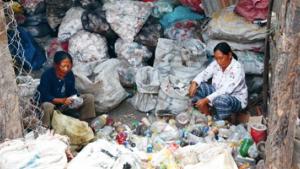 Chennai's landfills are rapidly reaching capacity.