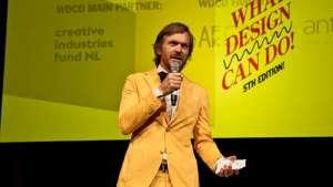 Richard van der Laken is an advocate for the power of design for change