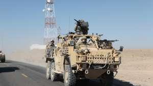 US Army Vehicle. Image courtesy of Wikimedia Commons