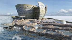 Swansea Bay Tidal Lagoon: Photo Juice Architects