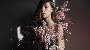 Melania Brescia's self-portraiture explores depression, sadness and introversion.