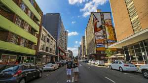 How Far From Home: Johannesburg