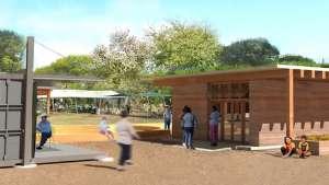 Huerta del Valle community garden