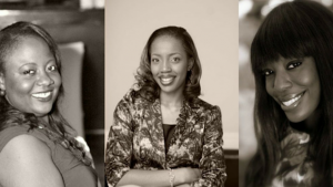Odunoluwa Longe, Bola Olonisakin and Funkola Odeleye are the founders of DIY Law, a Nigerian start-up making access to legal services and resources simple and affordable through its online portal