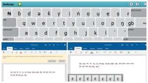 Nailangs keyboard