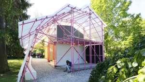 The Louisiana Hamlet Pavilion by SalgasCano.