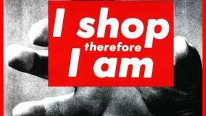 """""""Picturing Barbara Kruger"""" by Pippa Bianco."""