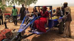 Technology startup Hello Tractor is an on-demand farming machinery service for farmers in rural Africa