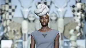 "Mille Collins ""Curio I city"" at AFI Mercedes-Benz Fashion Week Joburg"