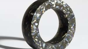 Blue Acid Bangle: Black Sunlight at the COALSTORE