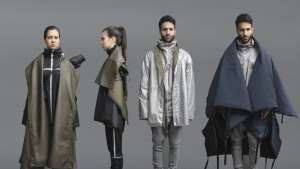 Angela Luna collection for refugees