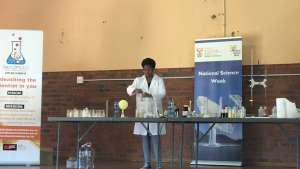 ChemStart: Bridging the gender gap in science education