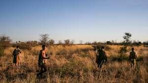 Kalahari Bushmen by Chanel Sophia Oosthuizen