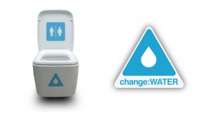 Waterless toilet