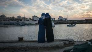 Gaza Girls: Girls of the Gaza Strip
