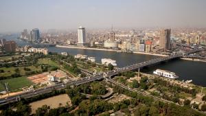 Cairo by Colin Gwesu