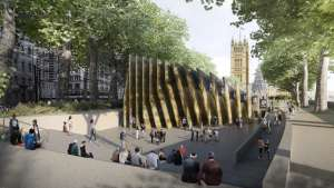 David Adjaye, and Ron Arad's submission for the National Holocaust Memorial and Learning Centre.
