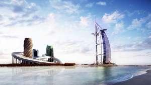 Fine Flower -  Dubai Heart for Dubai Municipality (2017)