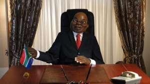 Zuma in ZA News