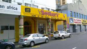 The Boookery in Cape Town