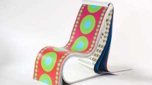 Darwin Chair. Photo: Johannes van Assem.