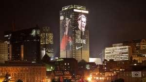 "Nike's ""Write the Future"" campaign. Photo: Via psfk."