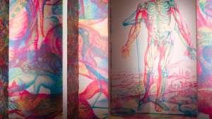 RGB Wallpaper. Photo: Luca Volpe.