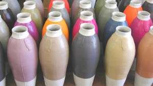 Vases by Hella Jongerius.