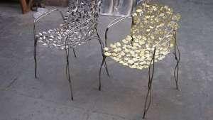 Phul Chair by Mann Singh.