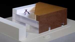 Apen Art Museum. Photo via designboom.