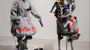 Issey Miyake for Mechanical Couture.