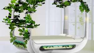 Ecotypic Bed by Arthur Xin.