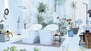 Axor bathroom design by Patricia Urquiola.