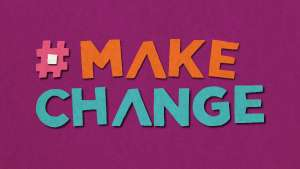 Make. Change.