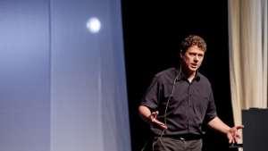 Heinrich Wolff at Design Indaba 2012
