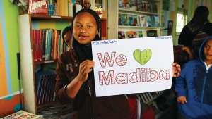 Mandela Day 2013 in Blikkiesdorp
