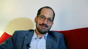Christoph Niemann at AGI Open 2013