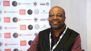 Luyanda Mpahlwa at AZA Architecture Conference 2013.