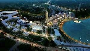 Cocody Bay Landscape development by Koffi & Diabaté Architects.