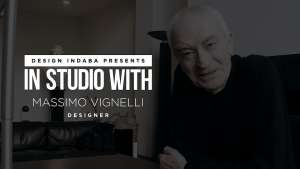 In Studio With: Massimo Vignelli
