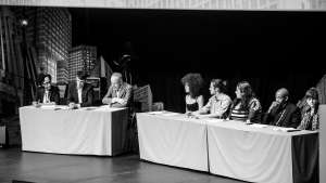 89plus panel at Design Indaba Conference 2014.